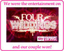 Four Weddings - Sky Living